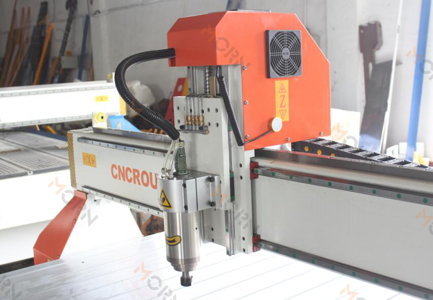 Morn cnc router water spindle