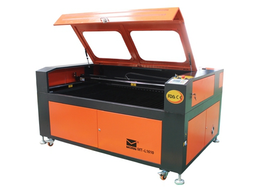 Laser Cut Fabric by Laser Cutting Equipment MT-L1610