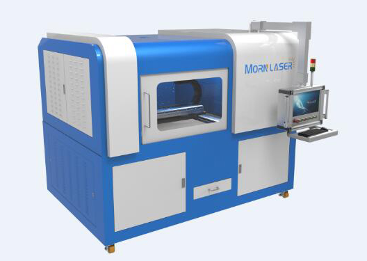 Small Size Metal Fiber Laser Cutting Machine MT-L6090F