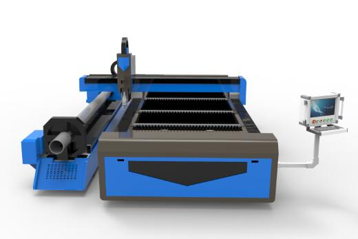 High Quality Metal Sheet and Pipe fiber laser cutting machine