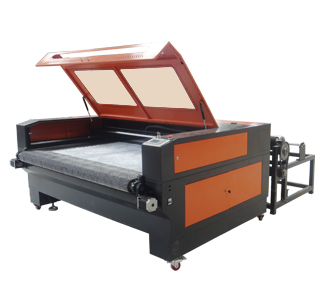 Fabric laser cutting machine MT-L1610A
