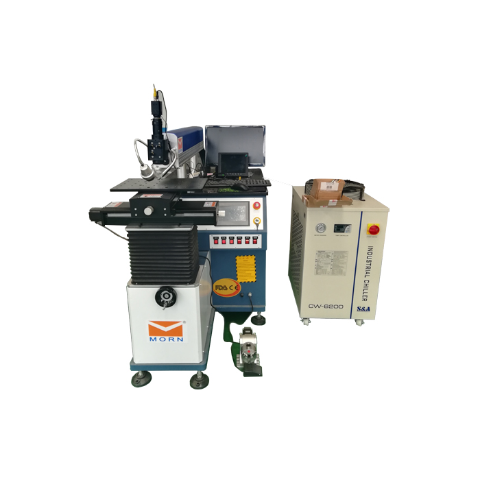 MORN Laser Welding Machine 200W for Metals