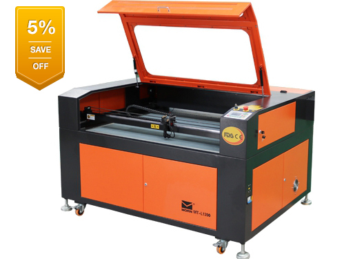 Acrylic Co2 Laser Engraving and Cutting Machine MT-L1390