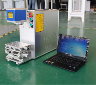 Standard Portable Fiber Marking And Engraving Machine