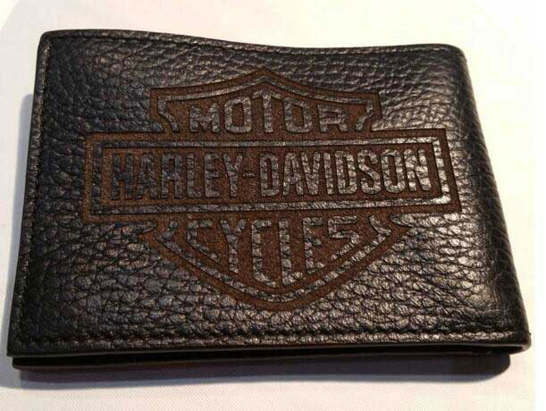 Leather Engraving, Etching and Cutting  By Morn laser machine
