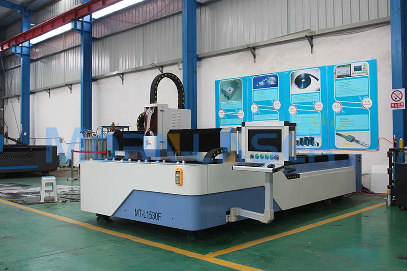 MORN fiber laser cutting machine