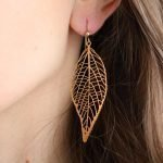 Laser-cut Metal Jewelry Builds the Fashion of this Fall
