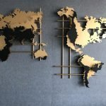 Laser-cut Maps Explore the Unique Beauty of Your City