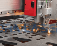 2000W 16mm CS Laser Cutting Show
