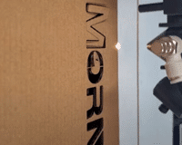 MORN LASER—CO2 Laser engraving and cutting Cardboard