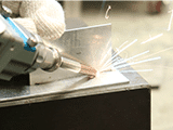 How to choose shield gas for your laser welding process