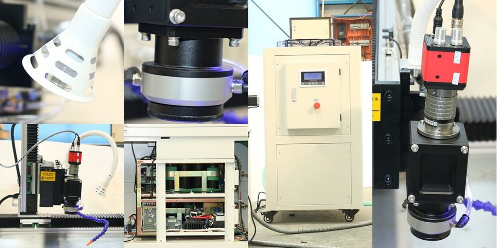 manual and auto welding machine main part