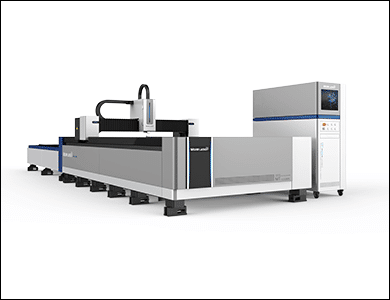 Fiber Cutting Machine with Exchange Table
