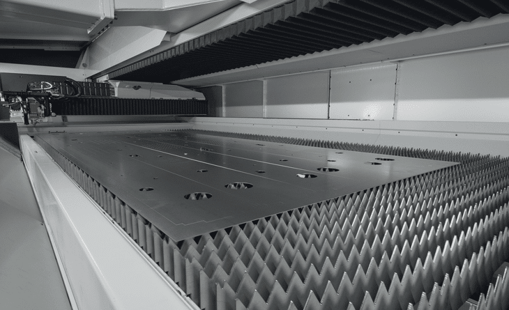 Metal Laser Cutting For Large Formats